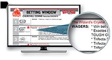 Wizard betting window best online betting sites bonus